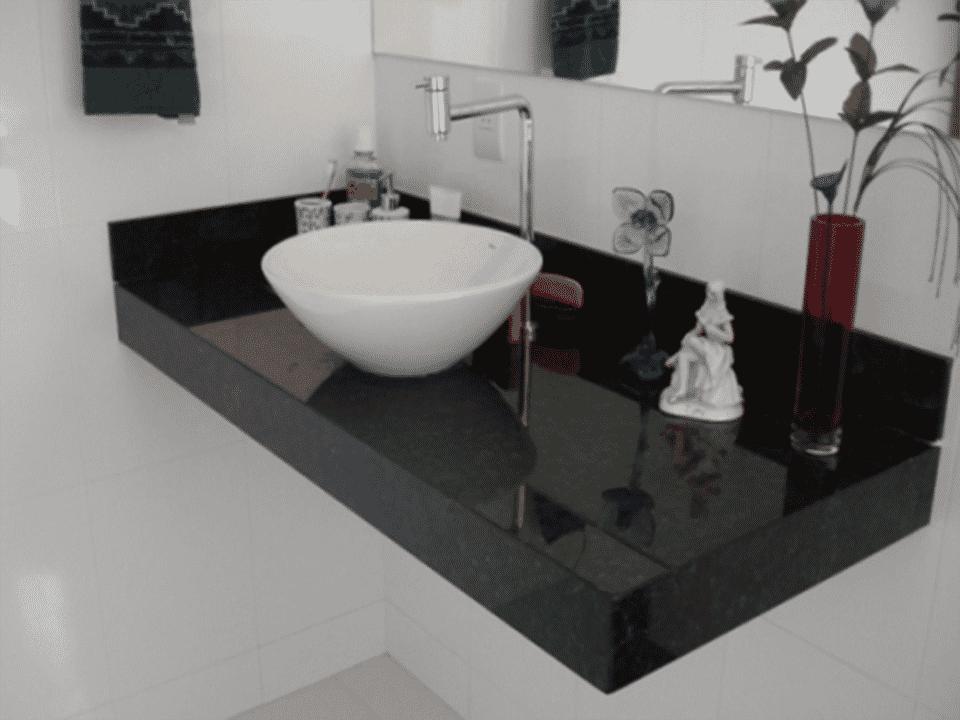 SA Martins – Marmoraria » Lavatórios -> Decoracao De Banheiro Com Cuba De Apoio