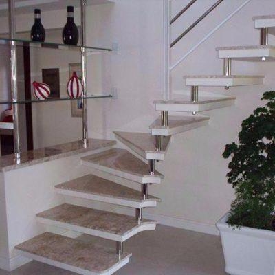 Revestimento em Escada